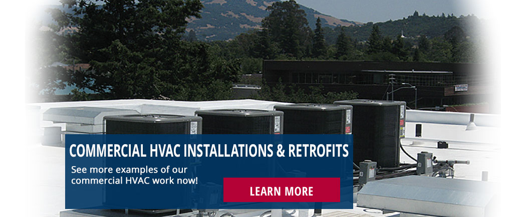 Commercial HVAC Istallations and Retrofits