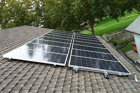 Solar Panel Installation - Residential