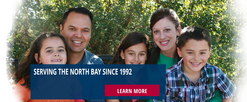 Serving the North Bay since 1992.